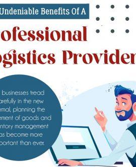 professional logistics provider